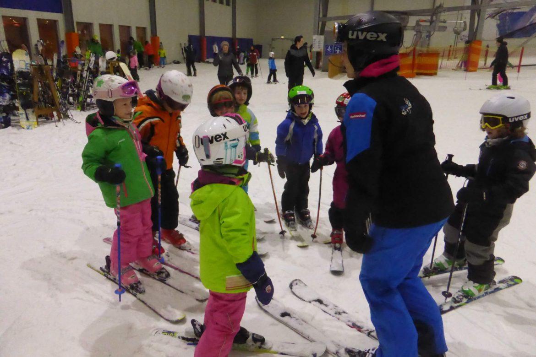 Schnuppertraining für Skikinder am Sonntag, den 25.11.2018