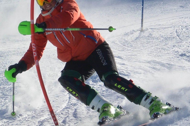 Friederike Huber gewinnt Berliner Indoor-Stadtmeisterschaften