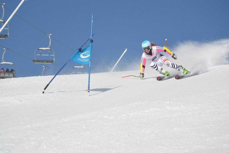 Friederike Huber auf 2. Platz bei den Niedersächsischen Schülermeisterschaften