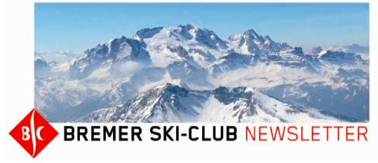 Neu: Der BSC-Newsletter