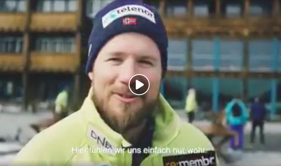 Kvitfjell- Video extra für den BSC!