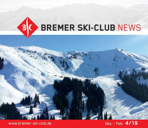 BSC News - Ausgabe 4/2019