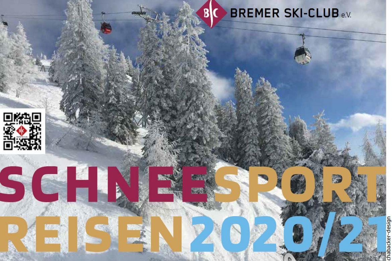 Schneesportreisen 2020/21 jetzt online buchbar