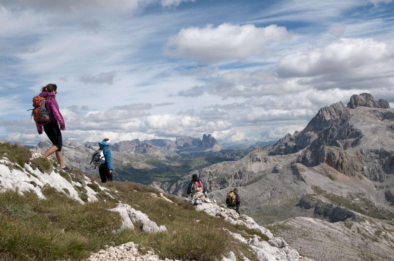 Bremerskiclub Wanderwoche Südtirol