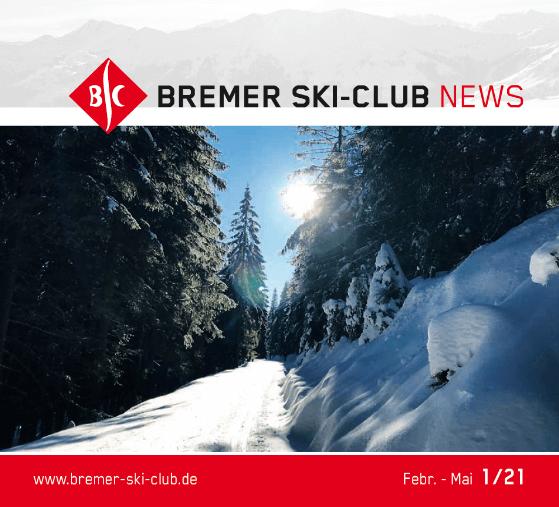 BSC News - Ausgabe 1/2021