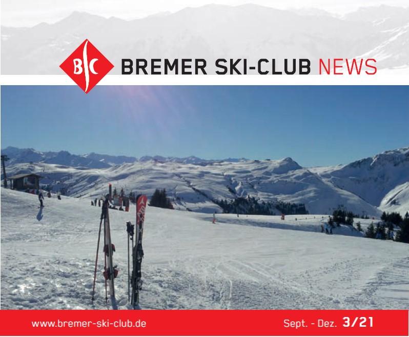 BSC News - Ausgabe 3/2021